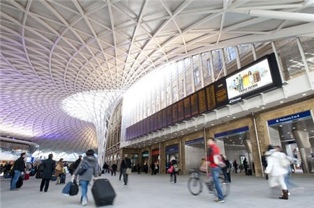 Ga Ngã Tư Vua (King's Cross Station)